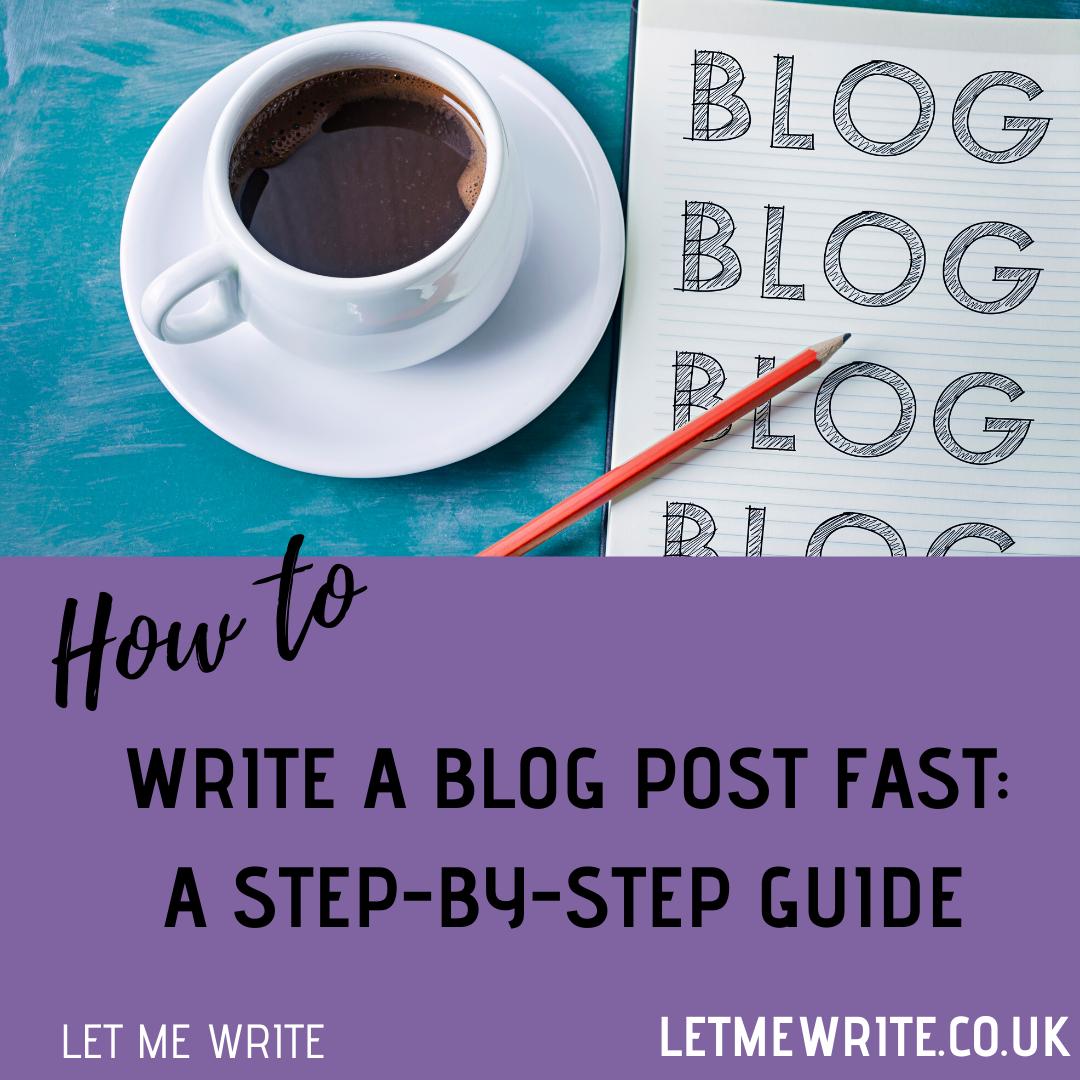 write-a-blog-post-fast