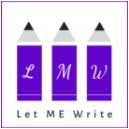 Let ME Write Logo