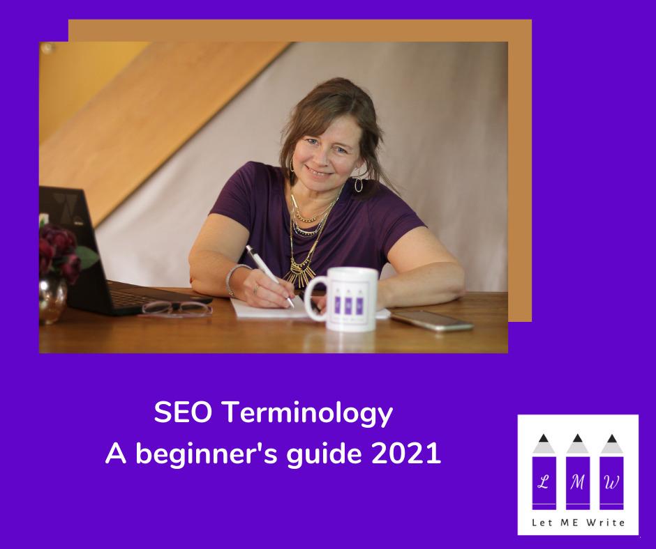 SEO termonology beginners guide