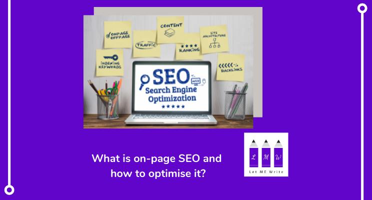 On-Page SEO Optimisation